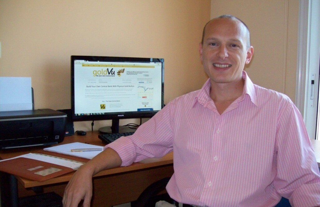 David Gibson - working on GoldVu