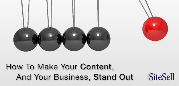 How To Make You Content Stand Out