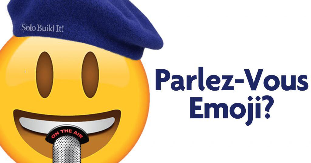 Parlez-Vous Emoji?