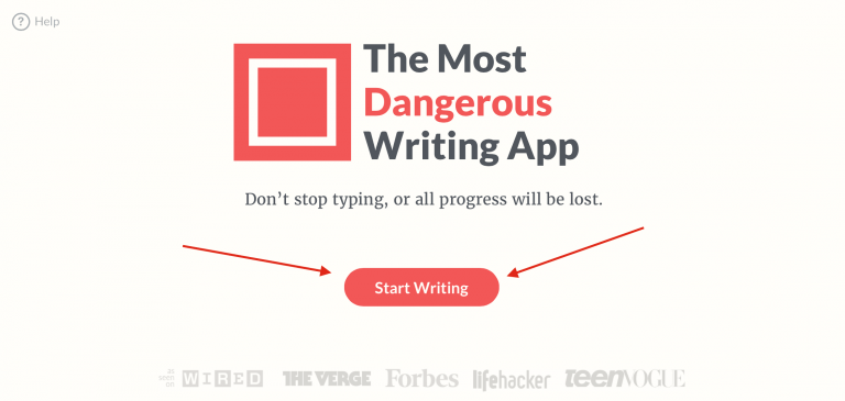 most-dangerous-writing-app