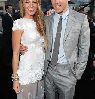 La boda de Blake Lively y Ryan Reynolds