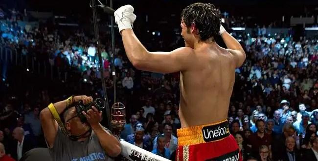 ¿Cuánto ganan Chávez Jr. y 'Canelo'? El salario de los boxeadores