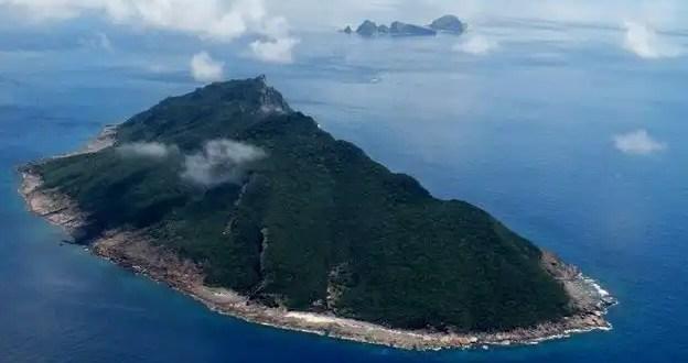 El origen del conflicto entre Japón y China por las islas Senkaku
