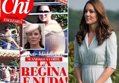 Video íntimo prohibido de Kate Middleton y el principe Guillermo