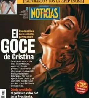 Polémico video prohibido de Cristina Fernández, presidenta de Argentina
