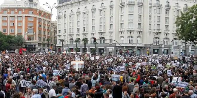 España al borde de la Revolución