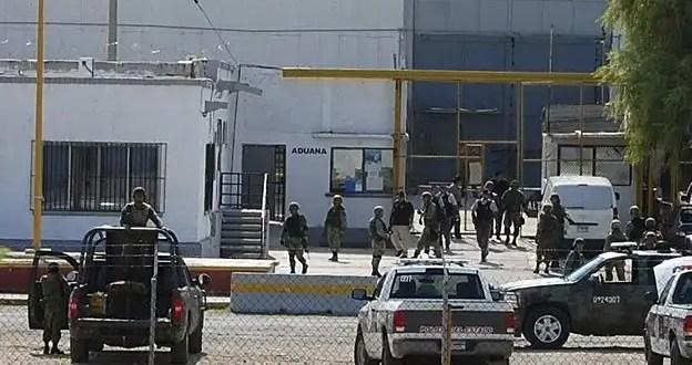 Los Zetas planearon la fuga de los reos de Coahuila
