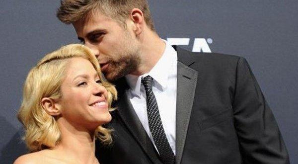 Los problemas privados de Gerard Piqué y Shakira