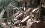 Sismo en China deja 64 muertos