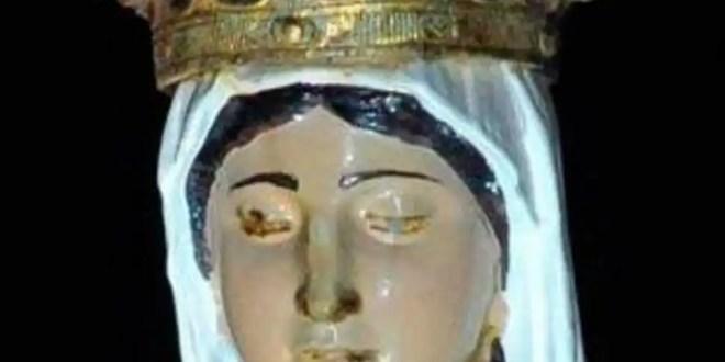 Foto: Virgen del Líbano llora sangre y aceite