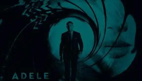 Escucha 'Skyfall' de Adele para James Bond
