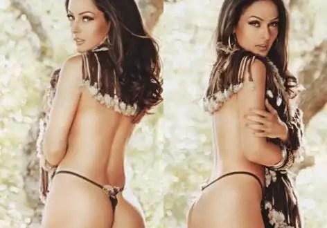 Andrea García increíble en Playboy - Fotos