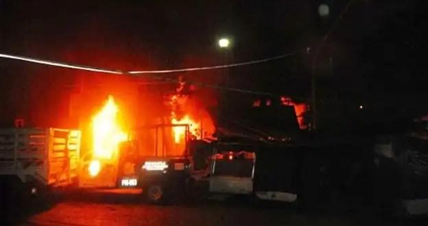 80 reos se escapan de la cárcel de Chiapas