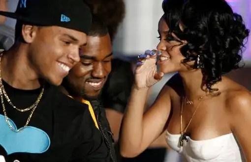 Rihanna y Chris Brown se casan
