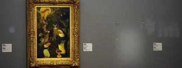 Roban obras destacadas de Pablo Picasso, Matisse, Monet y Gauguin