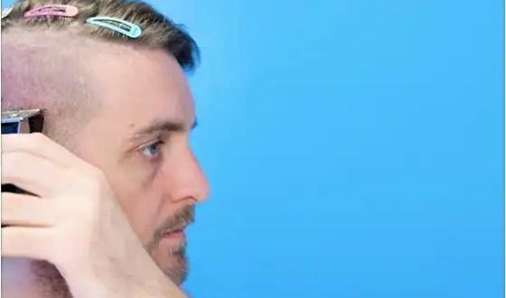 ¿Los hombres que se rapan la cabeza son más masculinos?