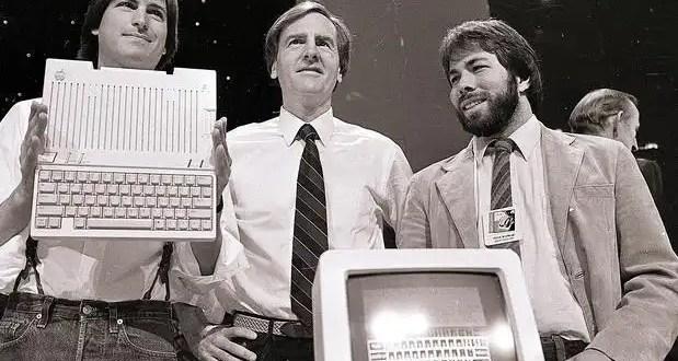 ¿Desde cuándo imaginana Steve Jobs el iPad?