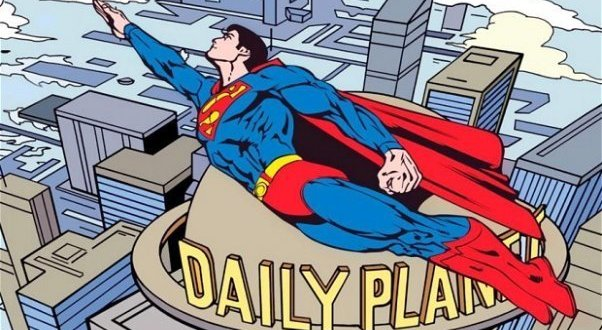 Superman cambia el Daily Planet por periodismo online