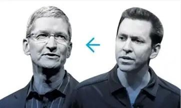 Los nuevos CEO de las grandes firmas tecnológicas