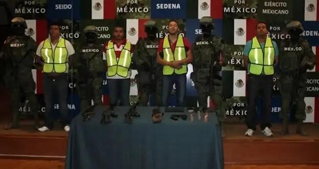 Detienen al asesino del hijo de Humberto Moreira