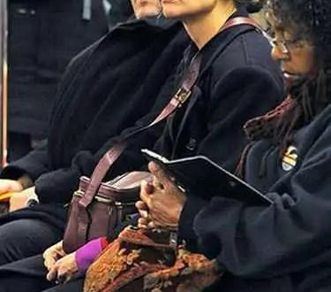 Foto: Katie Holmes aún viaja en metro