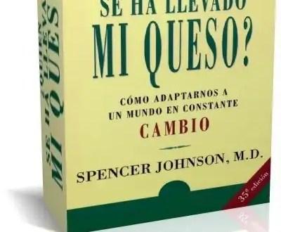 Análisis del libro 'Quién se ha llevado mi queso?'
