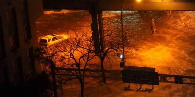 ¿El huracán 'Sandy' fue una conspiración para evitar el voto en Estados Unidos?