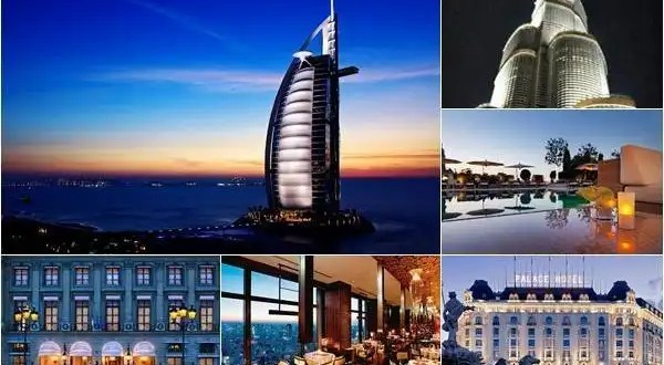 Conoce cuáles son los mejores hoteles del planeta