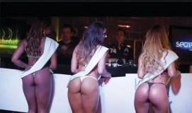 Fotos y video del concurso Miss Bum Bum 2012 en Brasil