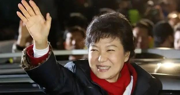 Quién es la primera presidenta de Corea del Sur