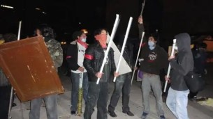 Fotos: Daños en la Ciudad de México tras protesta contra Enrique Peña Nieto
