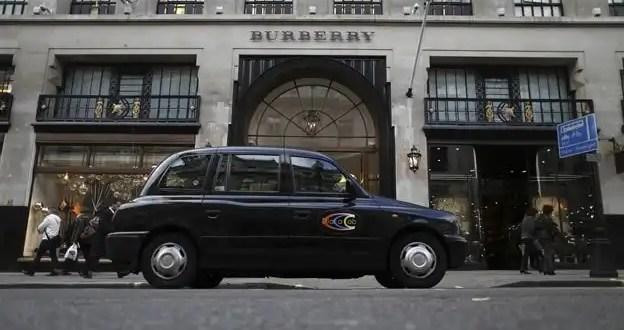 Taxis con internet wi-fi incluída