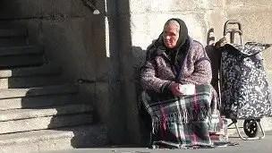 El concepto de ser pobre en Europa