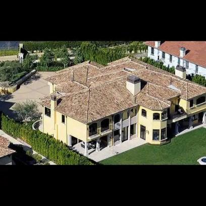 Fotos: La mansión de Kim Kardashian y Kanye West