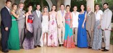 Fotos de la boda de Emiliano Salinas y Ludwika Paleta