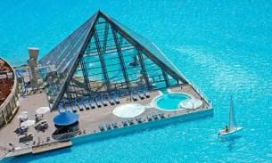 Cuál es y dónde está la piscina más grande del mundo - Fotos