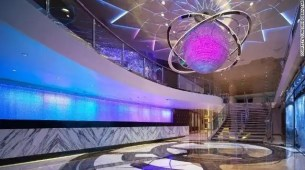 Un yate es el nuevo hotel flotante de Gibraltar - Fotos