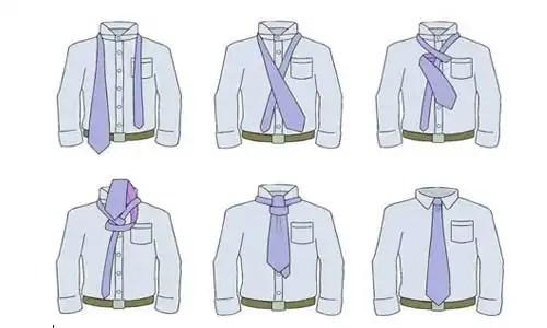 Pasos para hacer el nudo de corbata que usa Barack Obama