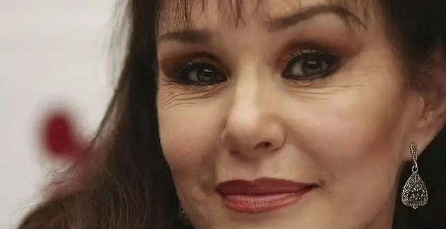 Murió la actriz Alma Muriel de un ataque al corazón