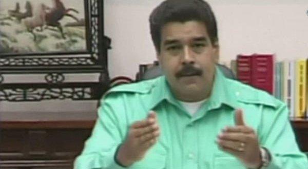 Nicolás Maduro 'repudia tajantemente' la intromisión de Obama