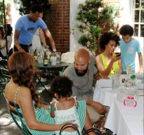 Beyoncé y su hermana Solange se 'amigan' tras el escándalo con Jay Z-3