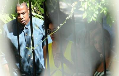Beyoncé y su hermana Solange se 'amigan' tras el escándalo con Jay Z-5