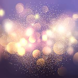 Bokeh Sparks Background