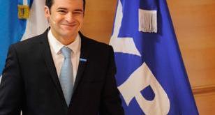 Galuccio cree que a fin de año se resolverá el conflicto entre YPF y Repsol