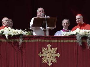 """El Papa Francisco pidió a México y Colombia """"desterrar la violencia y la inseguridad"""""""