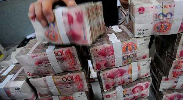 Le regaló a su mujer 102 kilos de dinero