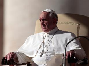 """Papa Francisco: """"El hábito de los sobornos se convierte en una adicción"""""""