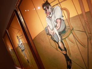 El tríptico de Francis Bacon que le dedicó a su amigo el pintor Lucian Freud fue subastado por 127 millones de dólares