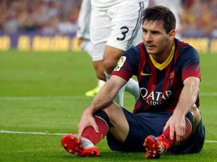 ¿Cómo será la recuperación de Messi ?