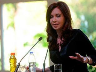 Cristina retoma esta tarde la actividad oficial con reuniones en Olivos